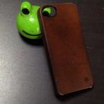 革製のiPhoneケースを一年以上使い続けた結果