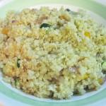 キヌアと白米を土鍋で炊いたときの青臭さを和らげるコツ