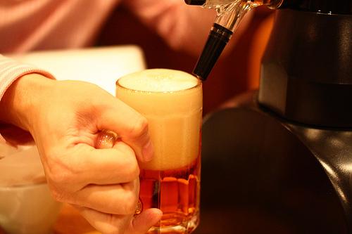 ビール photo