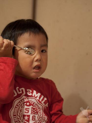 視力検査 photo