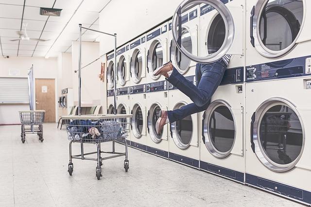 洗濯機 photo