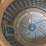 洗濯槽のカビ掃除をしてみた。掃除の頻度とカビ防止策は?