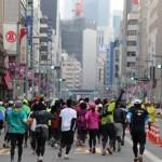 東京マラソンの応援は子連れもOK?空いている?応援方法は?