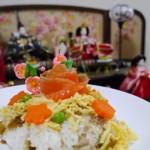 ひな祭りでちらし寿司以外なら?おかずとお菓子は何を喜ぶ?