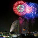 横浜開港祭の花火はおすすめの場所を場所取りと観覧席の購入ではどっちがいい?